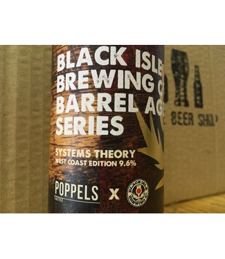 Black Isle Brewing - Systems Theory West Coast Edition