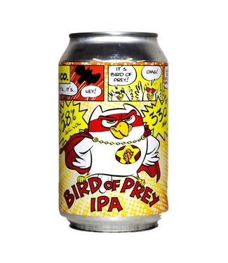 Uiltje Brewing co. Bird of Prey