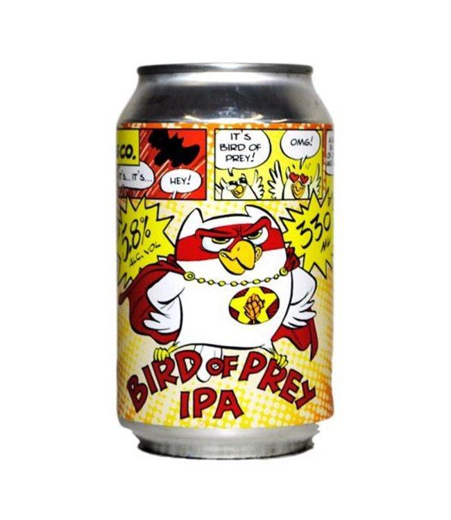 Uiltje Brewing co. Bird of Prey