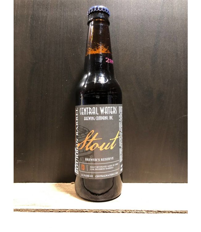 Central Waters - Bourbon Barrel Stout