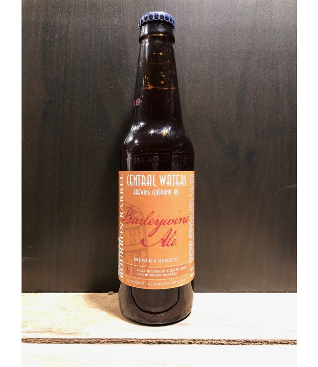 Central Waters - Bourbon Barrel Barleywine