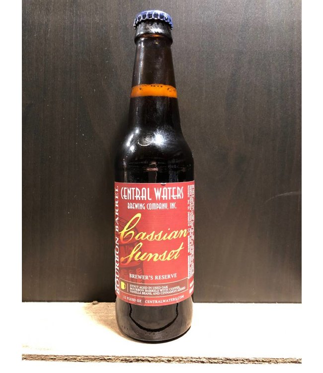 Central Waters - Bourbon Barrel Cassian Sunset