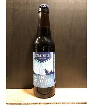 Central Waters - Satin Solitude Imperial Stout