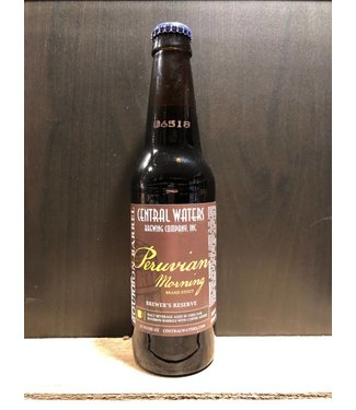 Central Waters - Bourbon Barrel Peruvian Morning