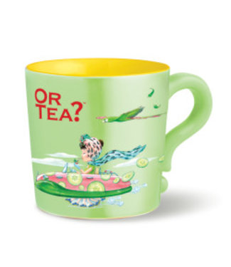 Or Tea? Tea mug CuBaMint