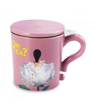 Or Tea? Tea mug Lychee white Peony
