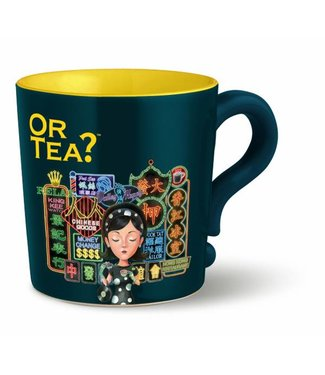 Or Tea? Tea mug Yin Yang