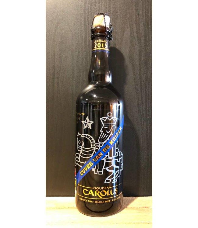 Gouden Carolus Cuvée van de Keizer Imperial Dark 2015
