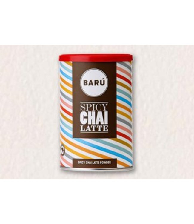 Barú Spicy Chai Latte