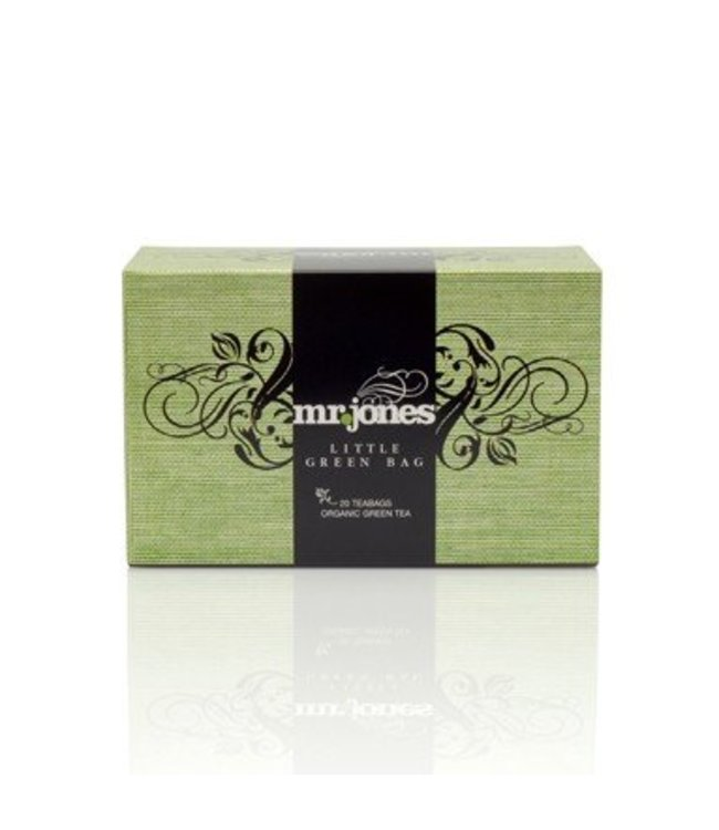 Mr. Jones Little Green Bag