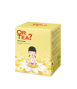 Or Tea? Beeeee Calm - theezakjes 15 stuks