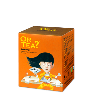 Or Tea? energinger - theezakjes 15 stuks