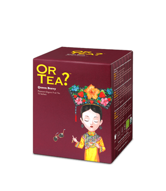 Or Tea? Queen berry - theezakjes 15 stuks