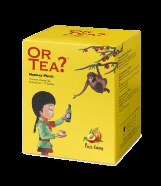 Or Tea? monkey pinch - theezakjes 15 stuks