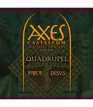axes - quadrupel Paradisus