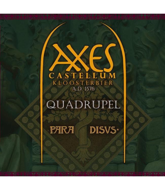 Axes Castellum - quadrupel Paradisus