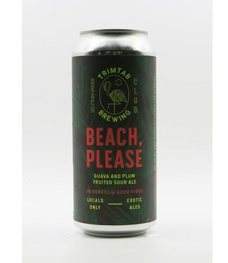 TrimTab Brewing Co - Beach Please