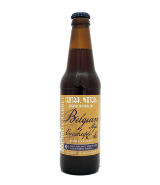 Central Waters - Bourbon Barrel Belgian Quad