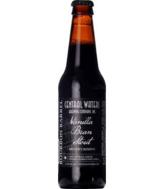 Central Waters Vanilla Bean Stout 2019