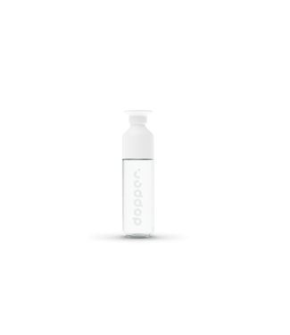 Dopper Dopper Glass-insulated waterbottle 400ml.