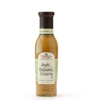 Stonewall Kitchen Maple balsamic dressing