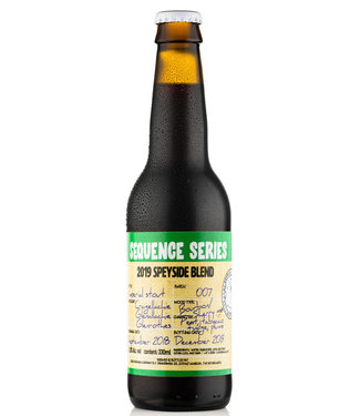 Uiltje Brewing co. Sequence Series 7 Barrel Aged