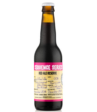 Uiltje Brewing co. Sequence Series 8 Barrel Aged