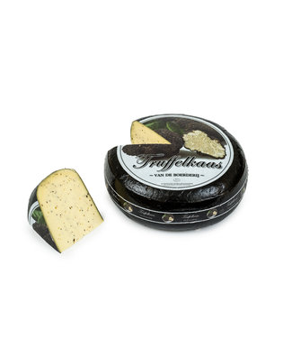 Famercheese with truffles