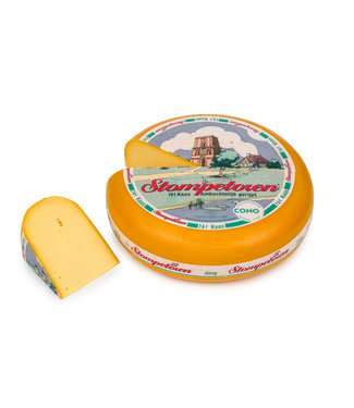 Stompetoren Young cheese (price per kg)