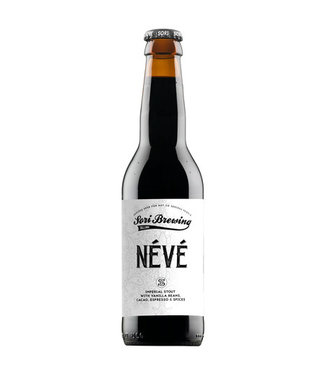 Sori Brewing NÉVÉ IMPERIAL STOUT