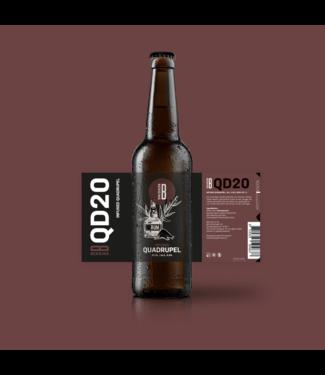 Berging QD20 Rum Infused Quadrupel