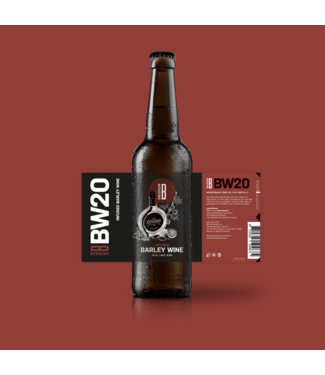 Berging BW20 Champagne Cognac Barley Wine