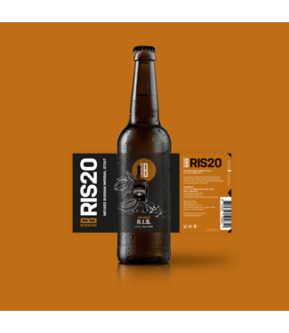 Berging RIS20 Russian Imperial Bourbon Stout