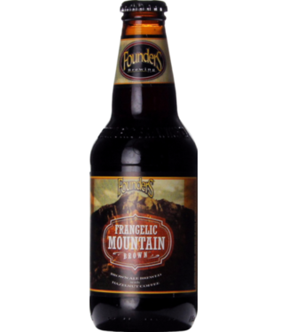 Founders -  Frangelic Mountain Brown
