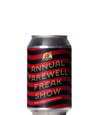 AF Brew Annual Farewell Freak Show