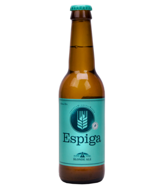 Espiga - Blond ale (gluten vrij)