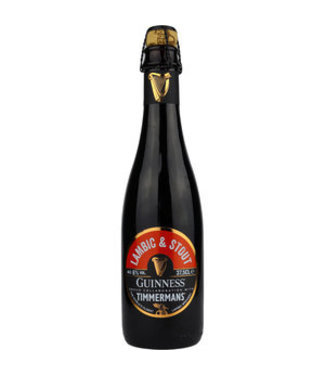 Guinness / Timmermans Lambic & Stout
