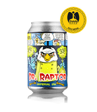 Uiltje Brewing co. Dr.Raptor