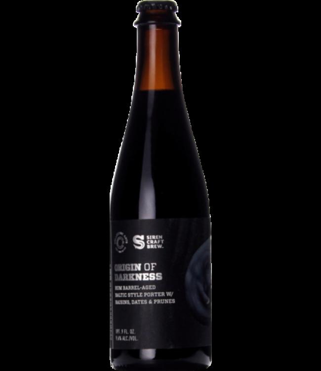 Collective Arts / Siren Origin Of Darkness Rum BA 500ml.