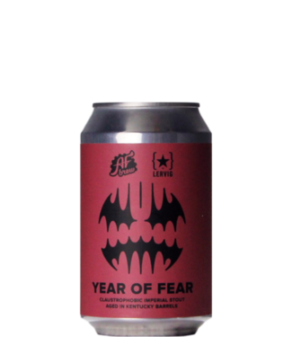 AF Brew / Lervig Year Of Fear Kentucky