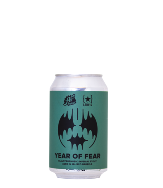 AF Brew / Lervig - Year of Fear. Jalisco