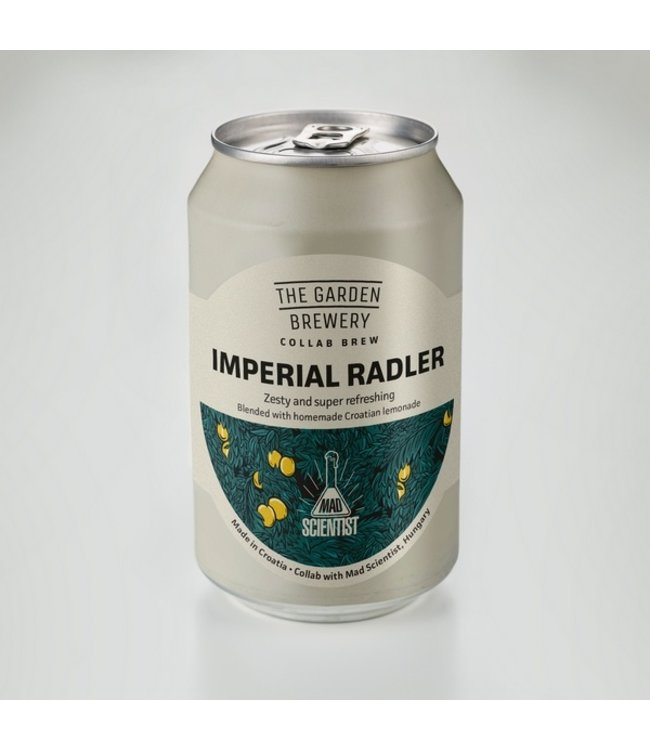 The Garden Brewery - Imperial Radler