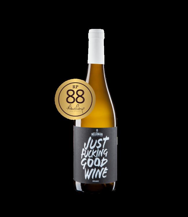 Neleman Just Fucking Good Wine Organic wit