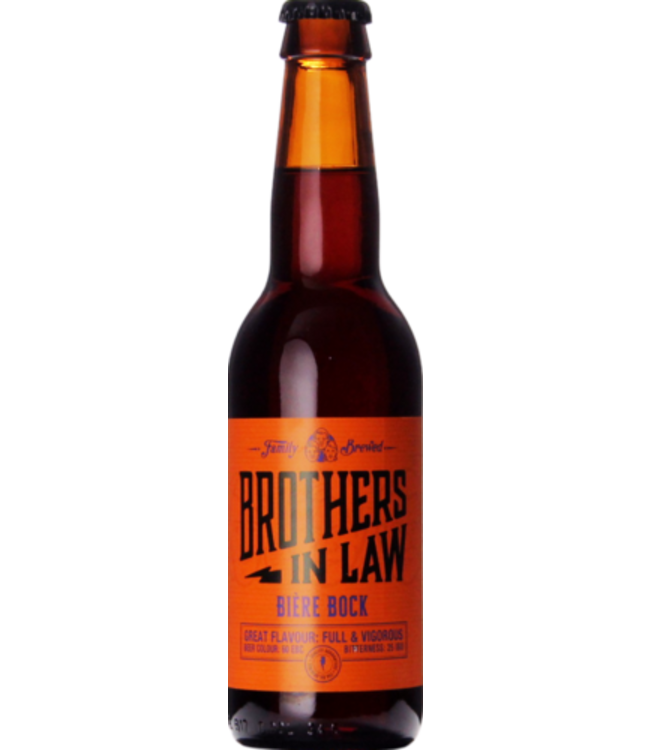 Brothers In Law - Bière Bock