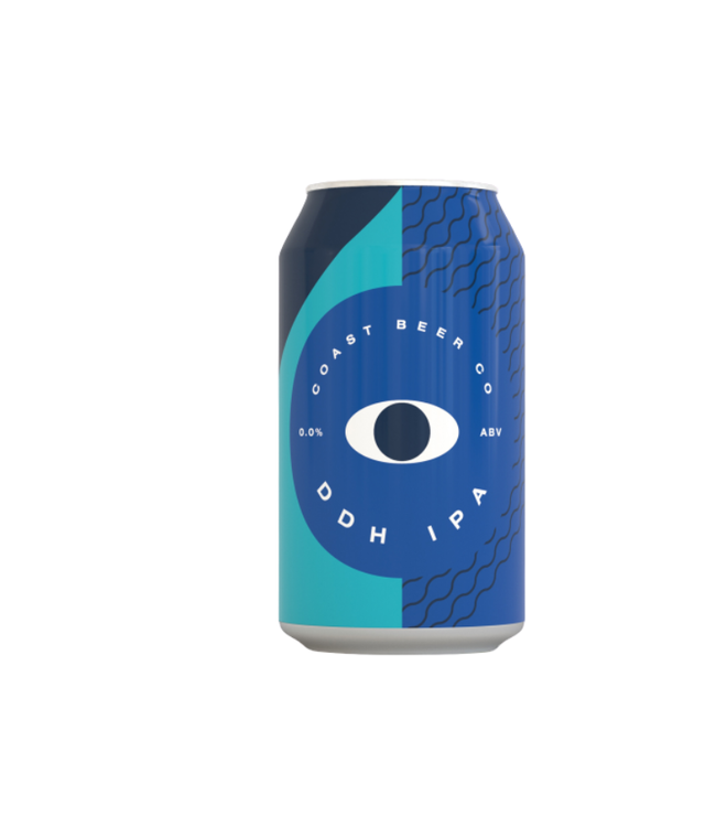 Coast Beer Co Alcohol Free DDH IPA