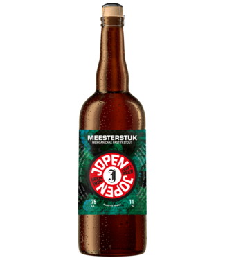 Jopen Meesterstuk 2021 - bottle 750ml.