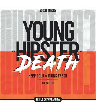 Adroit Theory - Young Hipster Death - Ghost 883