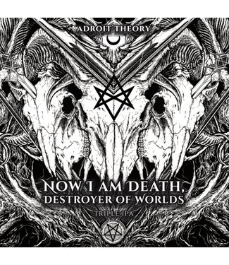 Adroit Theory - Now I am Death, Destroyer of Worlds (Ghost 898)