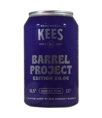 Kees Barrel Project 20.06