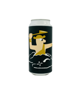 North Brewing – North X Mikkeller Imperial Stout